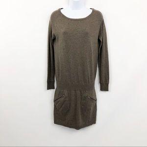 Massimo Dutti Knit Dress